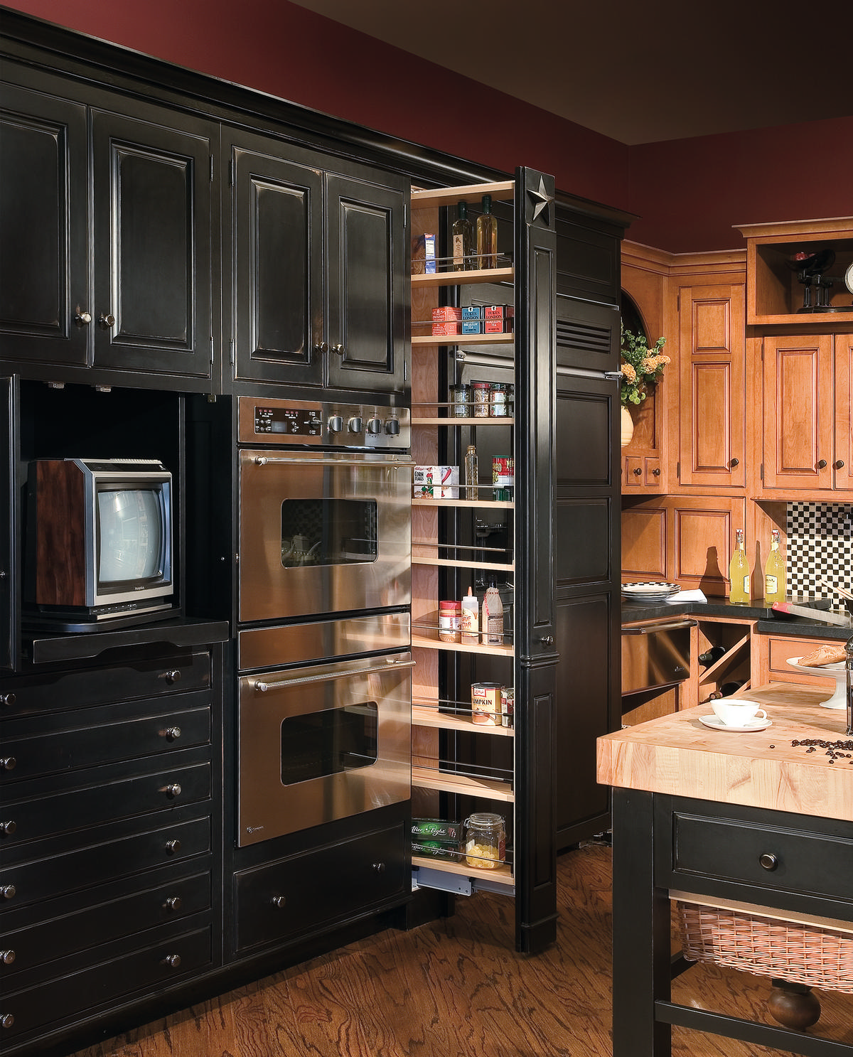 Warehouse Kitchen Cabinets: Hafele 421.48.381 Pull-Out Cabinet Slide, Gray