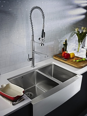 Richelieu 3813170 Riveo Sink Thebuilderssupply Com