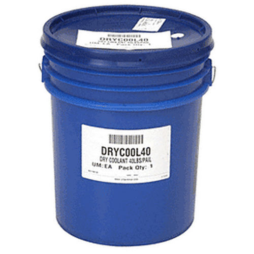 CRL DRYC00L40Dry Coolant Synthetic Powder for Diamond Wheels, 40 Pounds