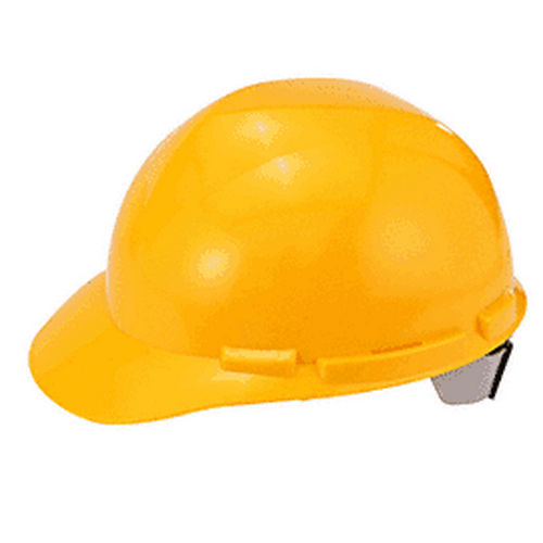 CRL HH300Y Yellow Ratchet Suspension Hard Hat