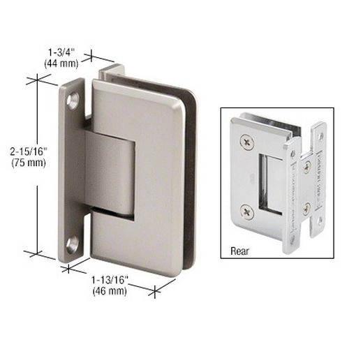 Crl Tr1037sc Trianon Series Wall Mount Hinge