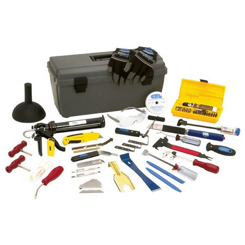 CRL TSK01 Auto Glass Technician Starter Kit