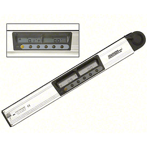 CRL 406065 Electronic Level and Angle Locater with Digital Display