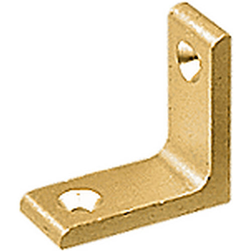 CRL D664BGABrace for Design Series Partition Posts, Brite Gold Anodized