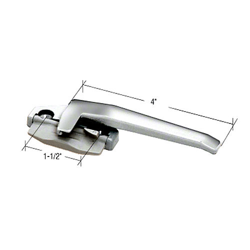 CRL DS324AL RH Cam Handle with 1-1/2