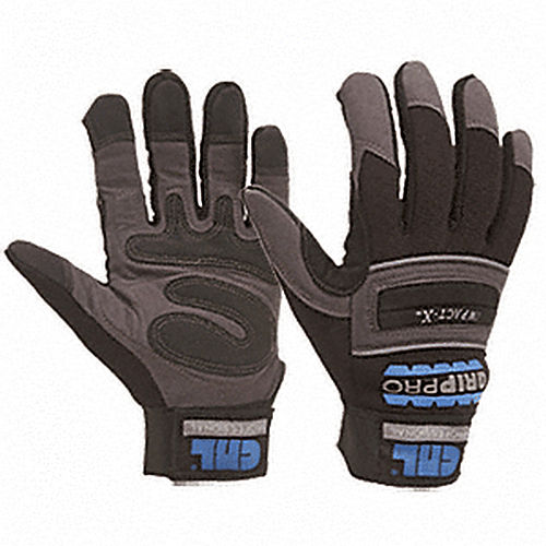 CRL GR1PXL Extra-Large GripPro Impact Performance Gloves