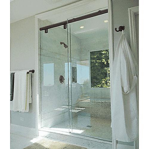 Crl Hydk600rb 60 Quot Hydroslide Standard Sliding Shower Door