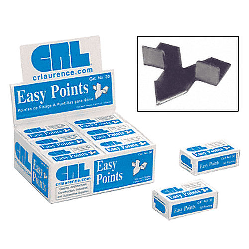 CRL 30 Push Points - Retail Display of 12 Packages