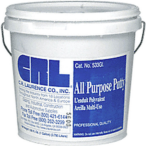 CRL 533GLW Off-White All Purpose Putty - Gallon