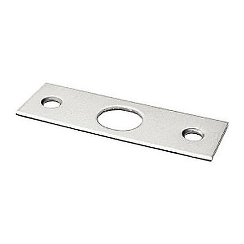CRL 777SPSA Strike Plate, Clear Anodized
