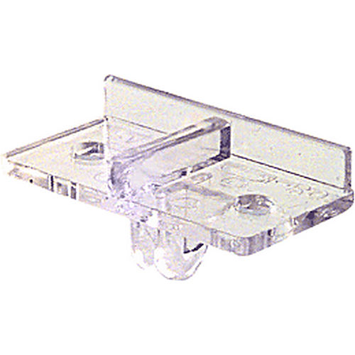 CRL KV102P Acrylic Front Rest with Divider