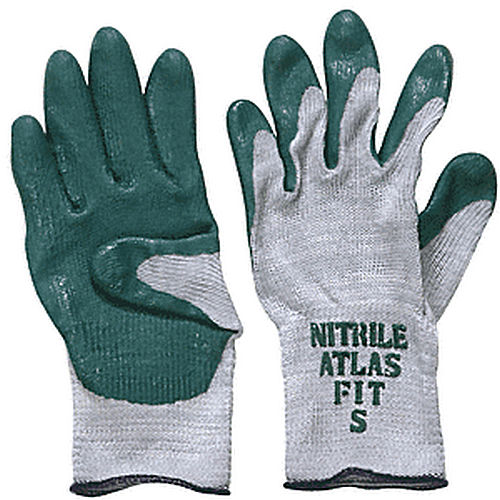 CRL 350S Small Atlas Textured Nitrile Coated Gloves