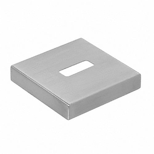 CRL CR18SPCBS Base Flange Cover for P5 P-Series Posts, Brushed Stainless