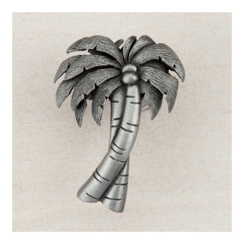 Acorn DQ1PP Artisan Collection Knob Palm Tree 1-7/8