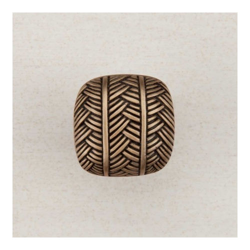 Acorn DQEGP Artisan Collection Knob Woven Square 1