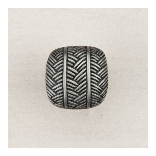 Acorn DQEPP Artisan Collection Knob Woven Square 1