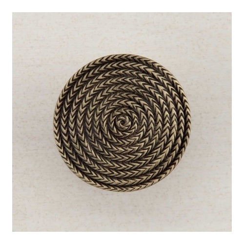 Acorn DQHAP Artisan Collection Knob Rope Circle 1-1/2