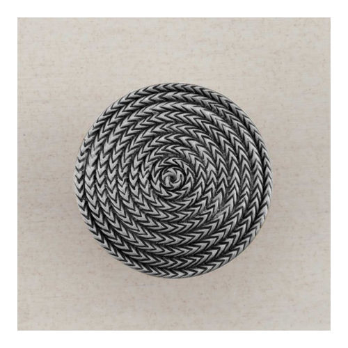 Acorn DQHPP Artisan Collection Knob Rope Circle 1-1/2
