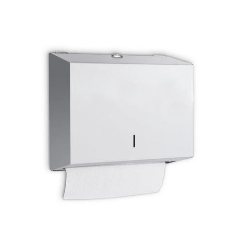AJW U180A C-fold/Multifold Towel Dispenser, Surface Mounted
