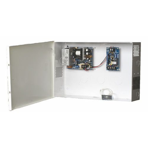 Alarm Controls APS-300 Amp with Cabinet 14