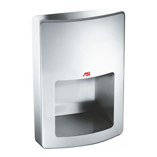 ASI 20199-2 Roval Recessed High Speed Hand Dryer (240 V, 50/60 Hz. 1.0 kW)