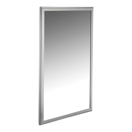 ASI 20650-B1830 Roval Inter-Lok Framed Mirror, Tempered Glass, 18