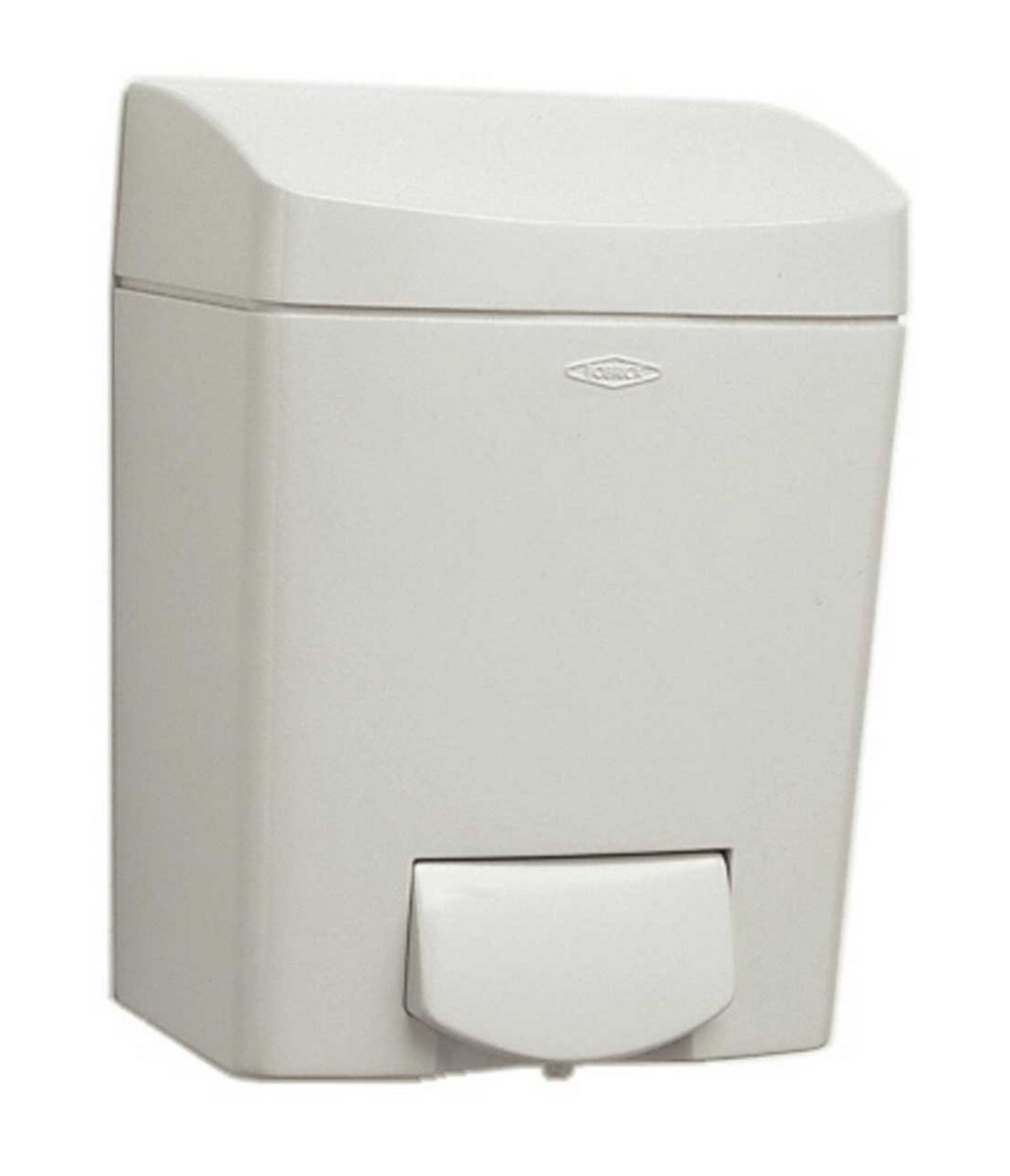 Washroom Products: Bobrick B-5050 Soap Dispenser