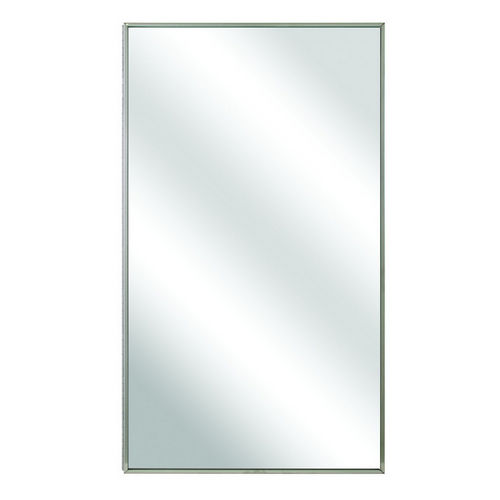 Bradley 175-000000 Medicine Cabinet, Recessed, Stainless