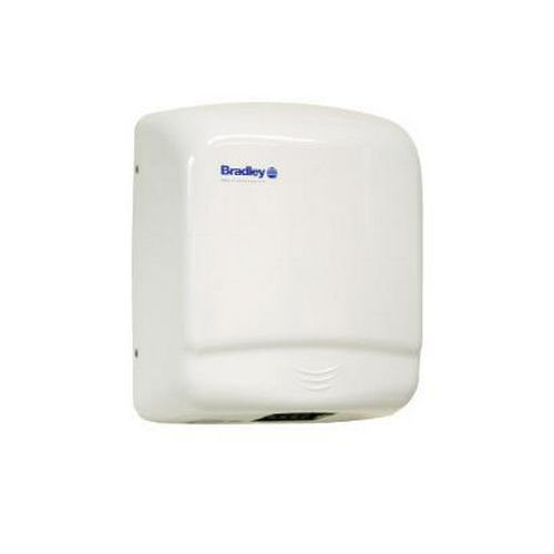 Bradley 2904-2800CE Hand Dryer, Push Button, Cast Iron
