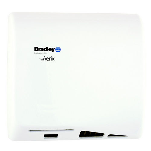 Bradley 2902-280000 Hand Dryer, Sensor, Cast Iron, Surface