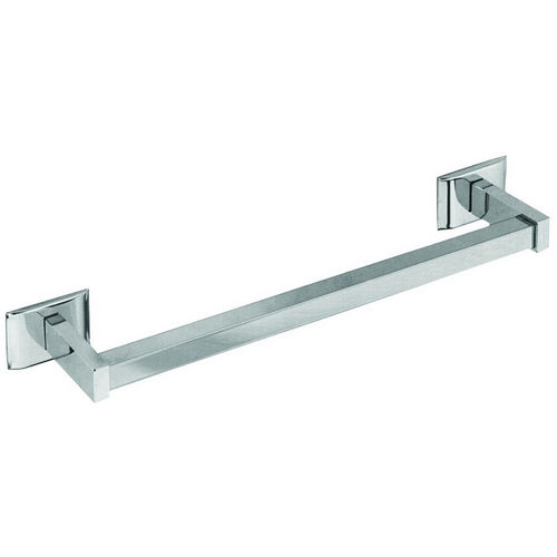 Bradley 907-180000 Towel Bar, Brass, Surface Mount