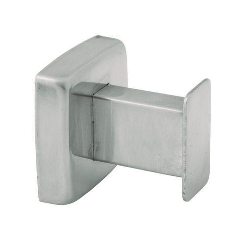 Bradley 9115-000000 Robe Hook, Single, Polished Stainless