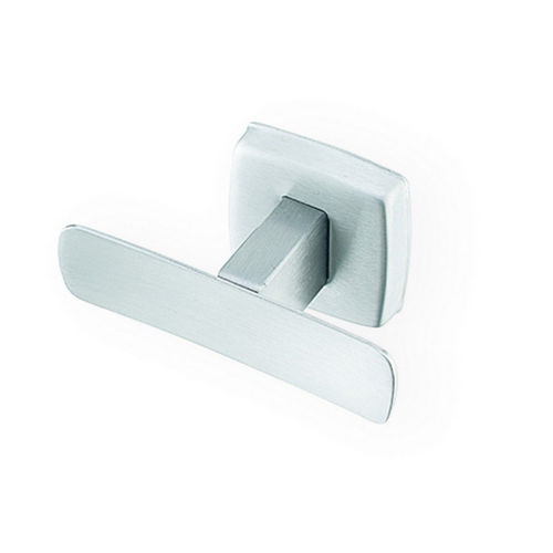 Bradley 9124-000000 Robe Hook, Double, Satin Stainless