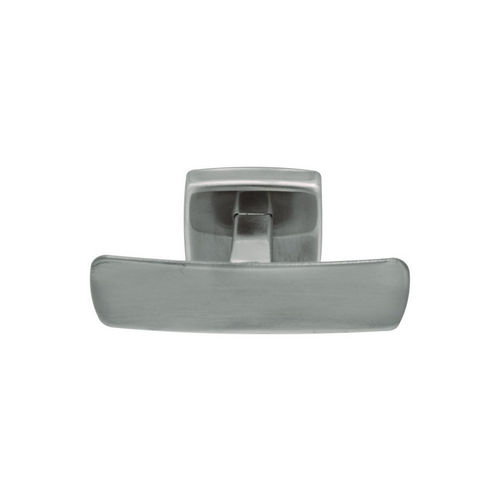 Bradley 9125-000000 Robe Hook, Double, Stainless Steel