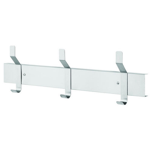 Bradley 9943-000000 Hat & Coat Rack, Stainless, Surface Mount