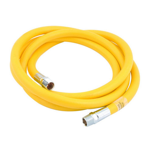 Bradley S89-002 Yellow Hose for Drench Hoses