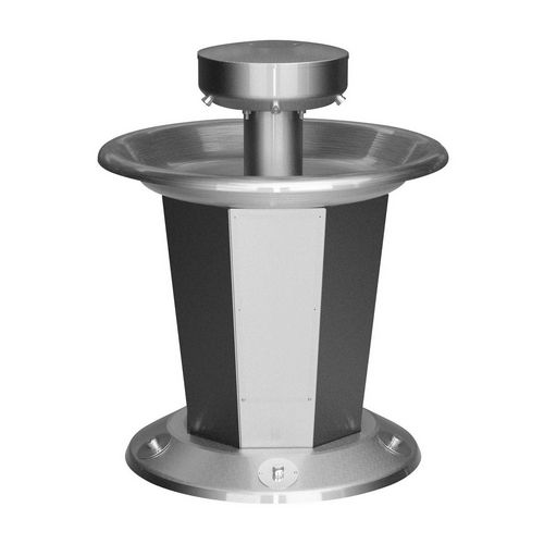 Bradley S93-635 Washfountain Sentry Stainless 36