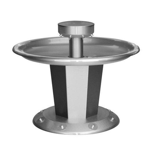 Bradley S93-639 Washfountain Sentry Stainless 54