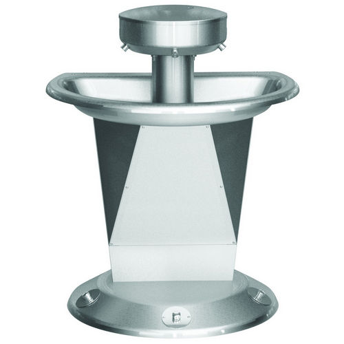 Bradley S93-627 Washfountain Sentry Stainless 36