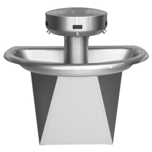 Bradley S93-629 Washfountain Sentry Stainless 36