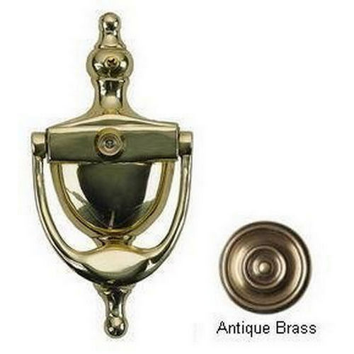 Brass Accents A02-K5131-609 Colonial Knocker 6