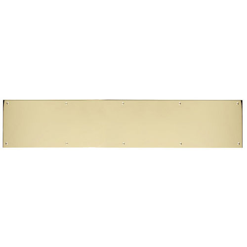 Brass Accents A09-P0628-605 Kick Plate 6