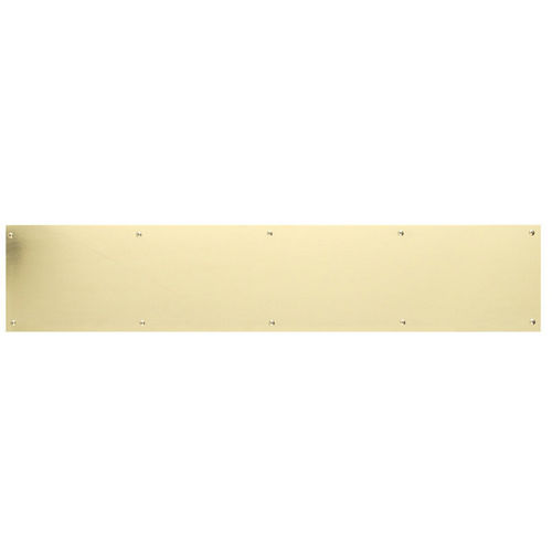 Brass Accents A09-P0628-PVD Kick Plate 6