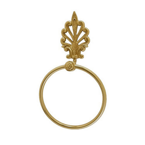 Brass Accents B04-C5270 European Towel Ring, Antique Brass