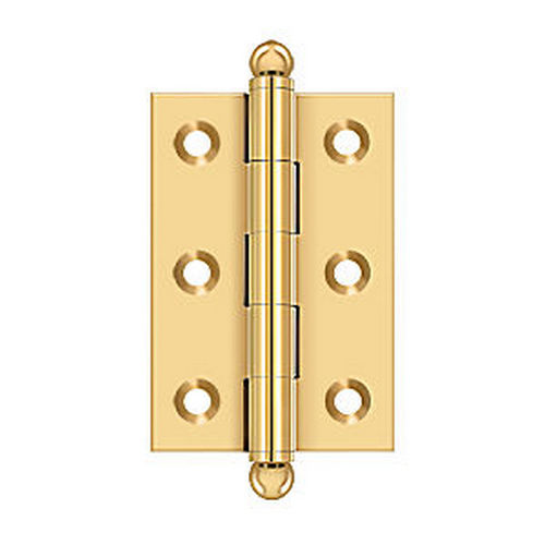 Deltana CH2517CR003 Hinge with Ball Tips 2-1/2
