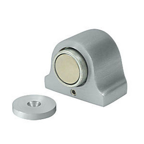 Deltana DSM125U26D Magnetic Dome Stop, Brushed Chrome (Each)