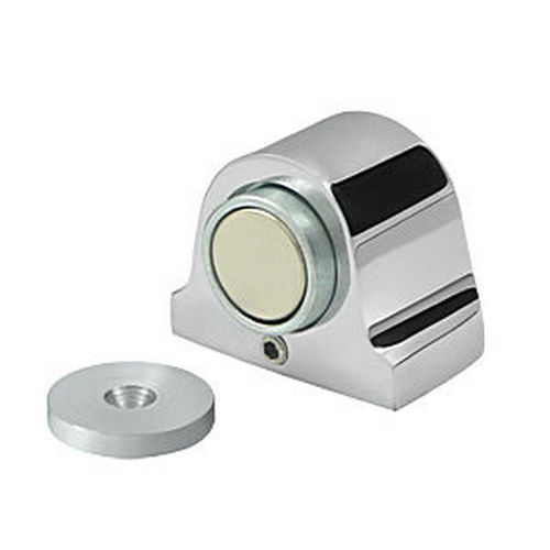 Deltana DSM125U32 Magnetic Dome Stop, Bright Stainless Steel (Each)