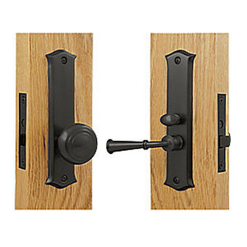 Deltana SDL688U10B Storm Door Latch, Classic, Mortise Lock, Oil Rubbed Bronze (Each)