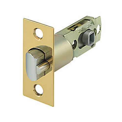 Deltana SLE23875CR003 Square Latch Adj. Entry, PVD (Each)