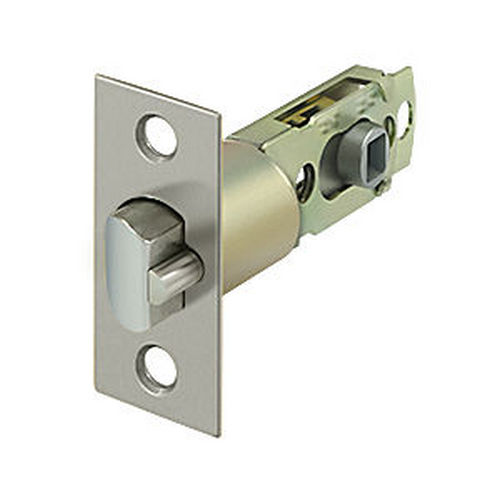 Deltana SLE23875U15 Square Latch Adj. Entry, Satin Nickel (Each)